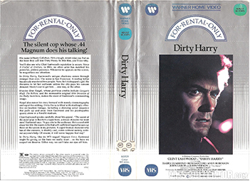 Dirty Harry Rental