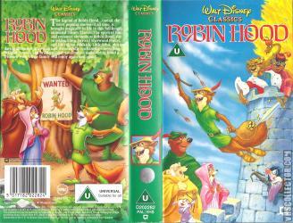 Robin Hood   VHSCollector.com