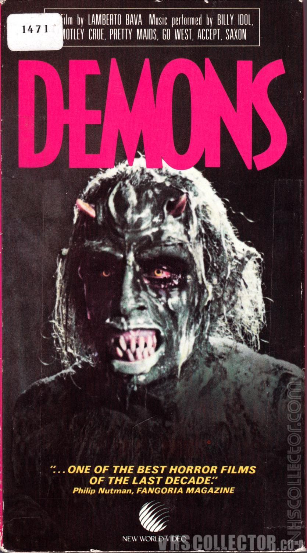 Demons | VHSCollector.com