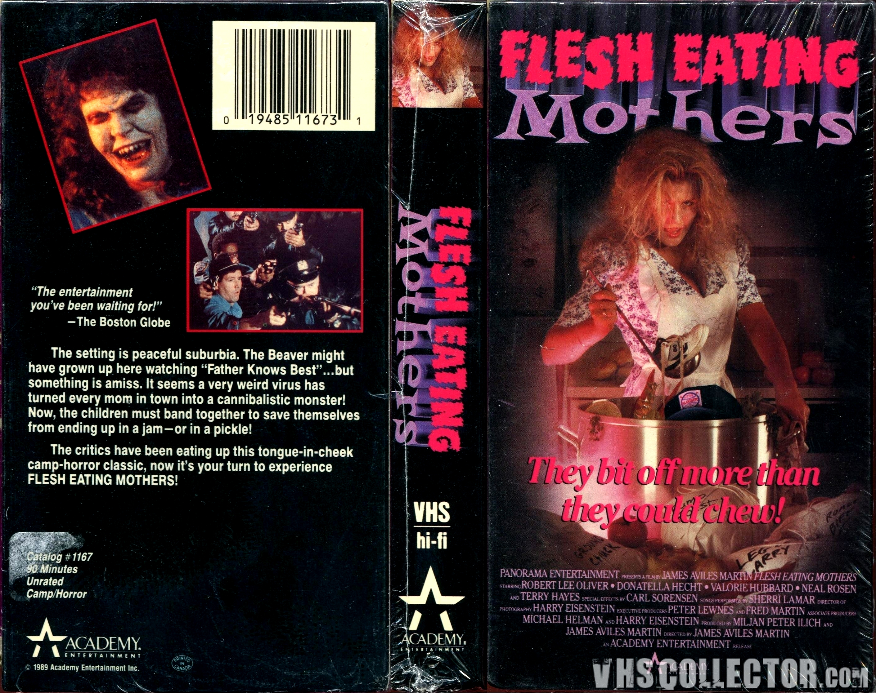 Flesh Eating Mothers Vhscollector Com