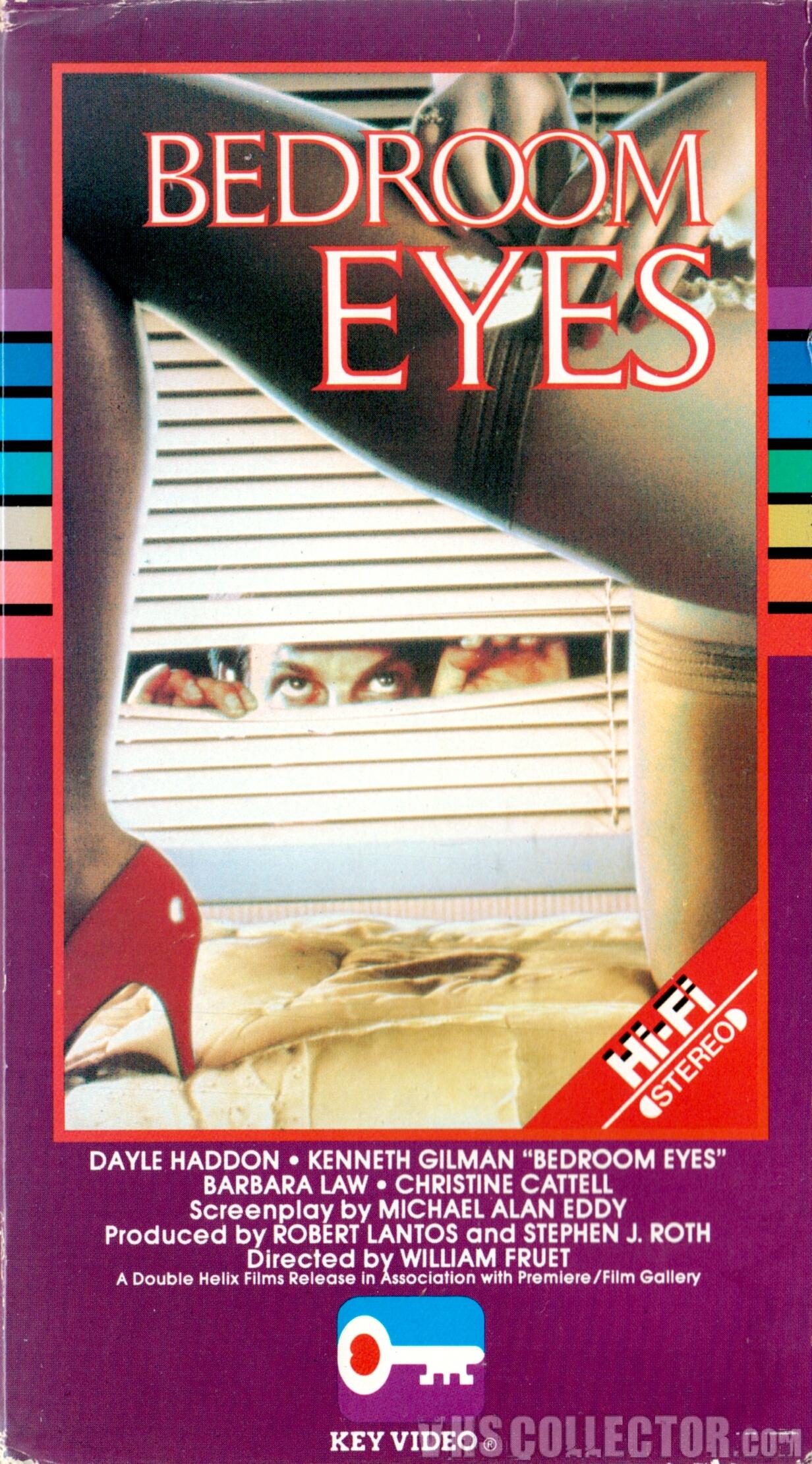 Bedroom Eyes   VHSCollector.com