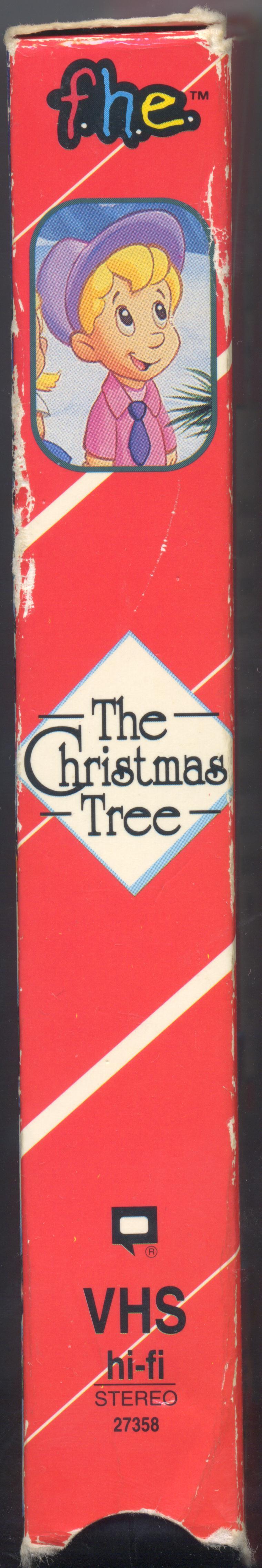 The Christmas Tree 1991.The Christmas Tree Vhscollector Com