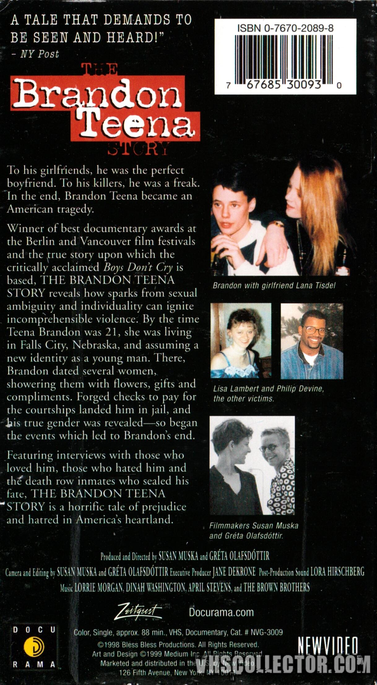 teena brandon documentary