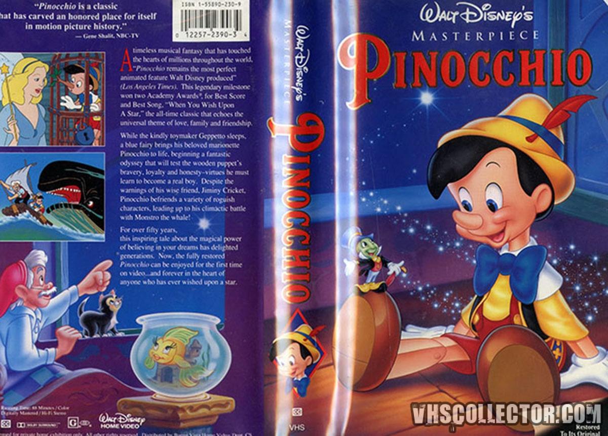 Disney Vhs 1993