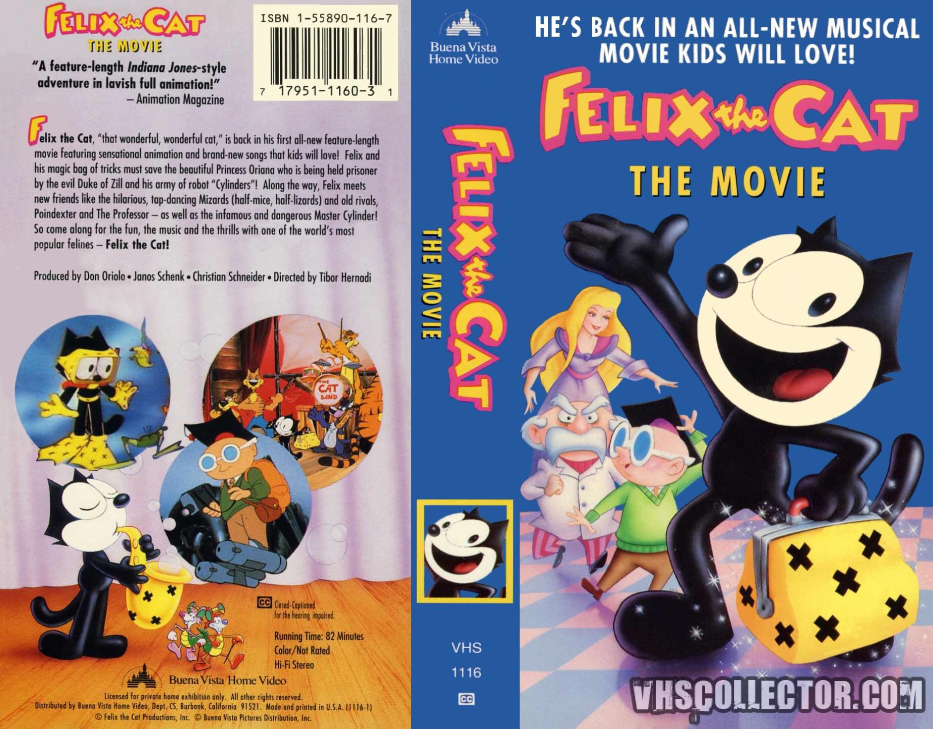 Felix the Cat: The Movie