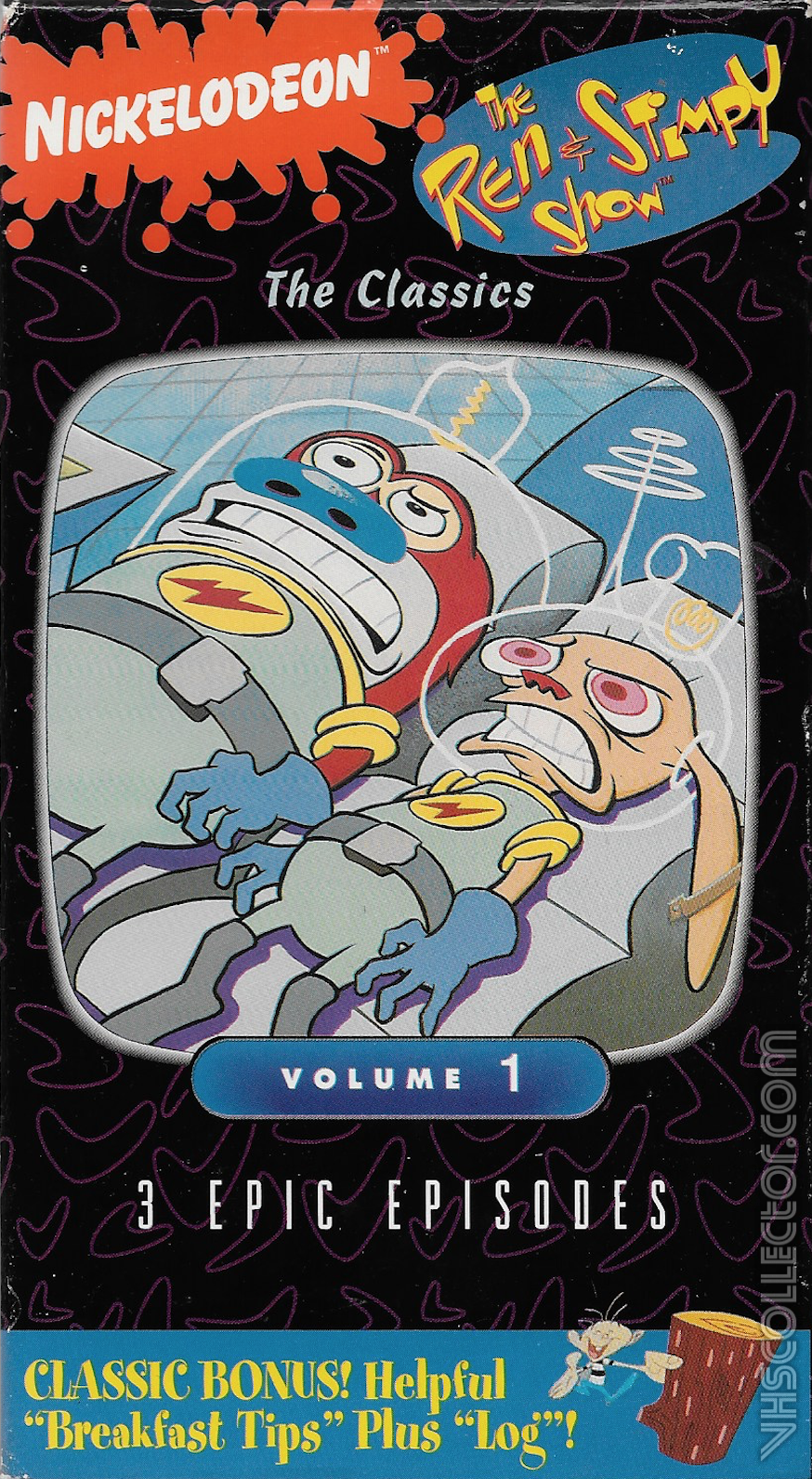 the ren and stimpy show volume 1 the classics
