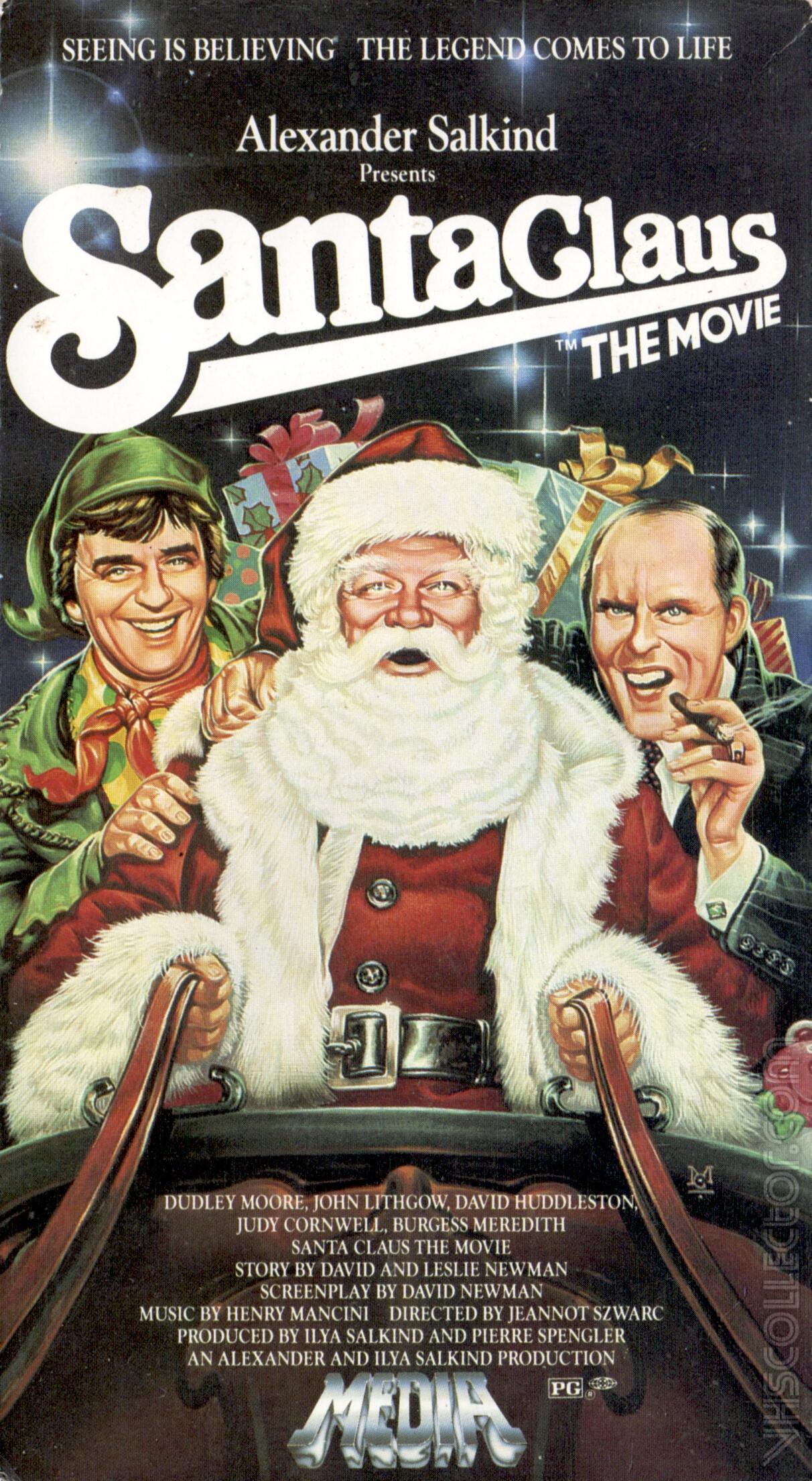 Santa Claus Filme