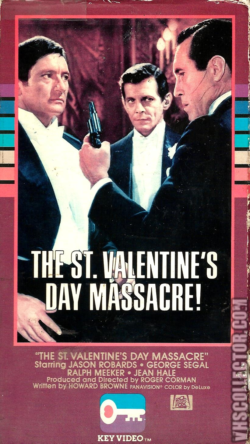 The St Valentine S Day Massacre Vhscollector
