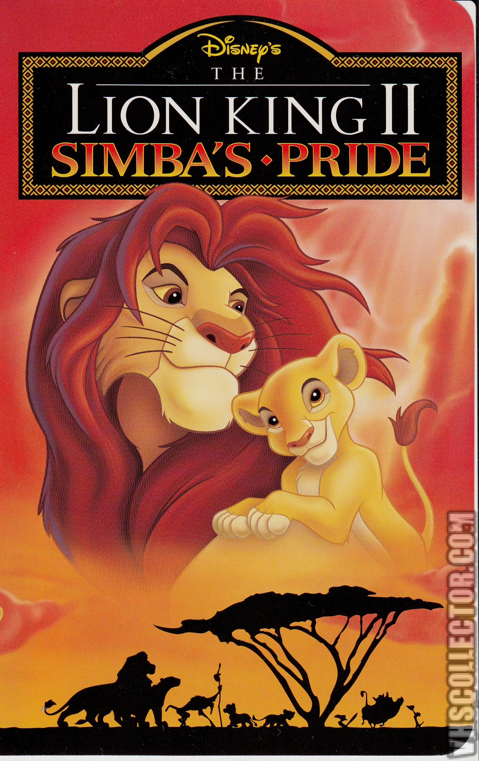 the lion king ii  simba u0026 39 s pride