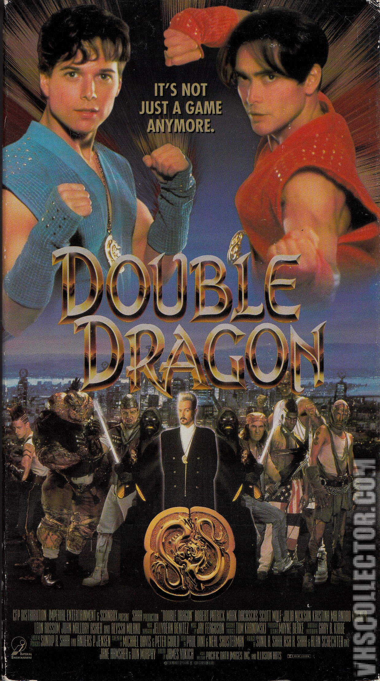 Double Dragon Vhscollector Com