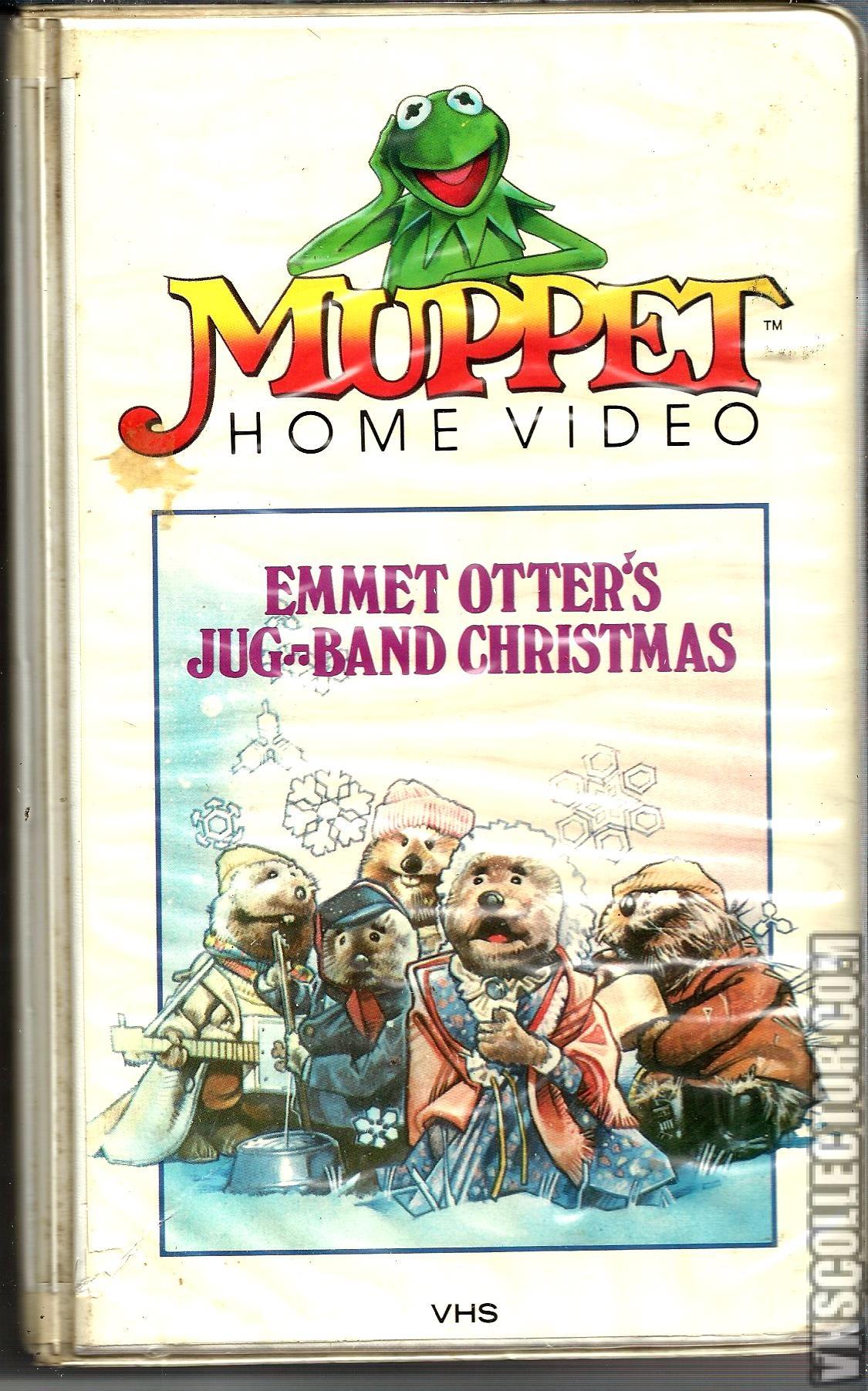 Emmet Otter Jug Band Christmas.Emmet Otter S Jug Band Christmas Vhscollector Com