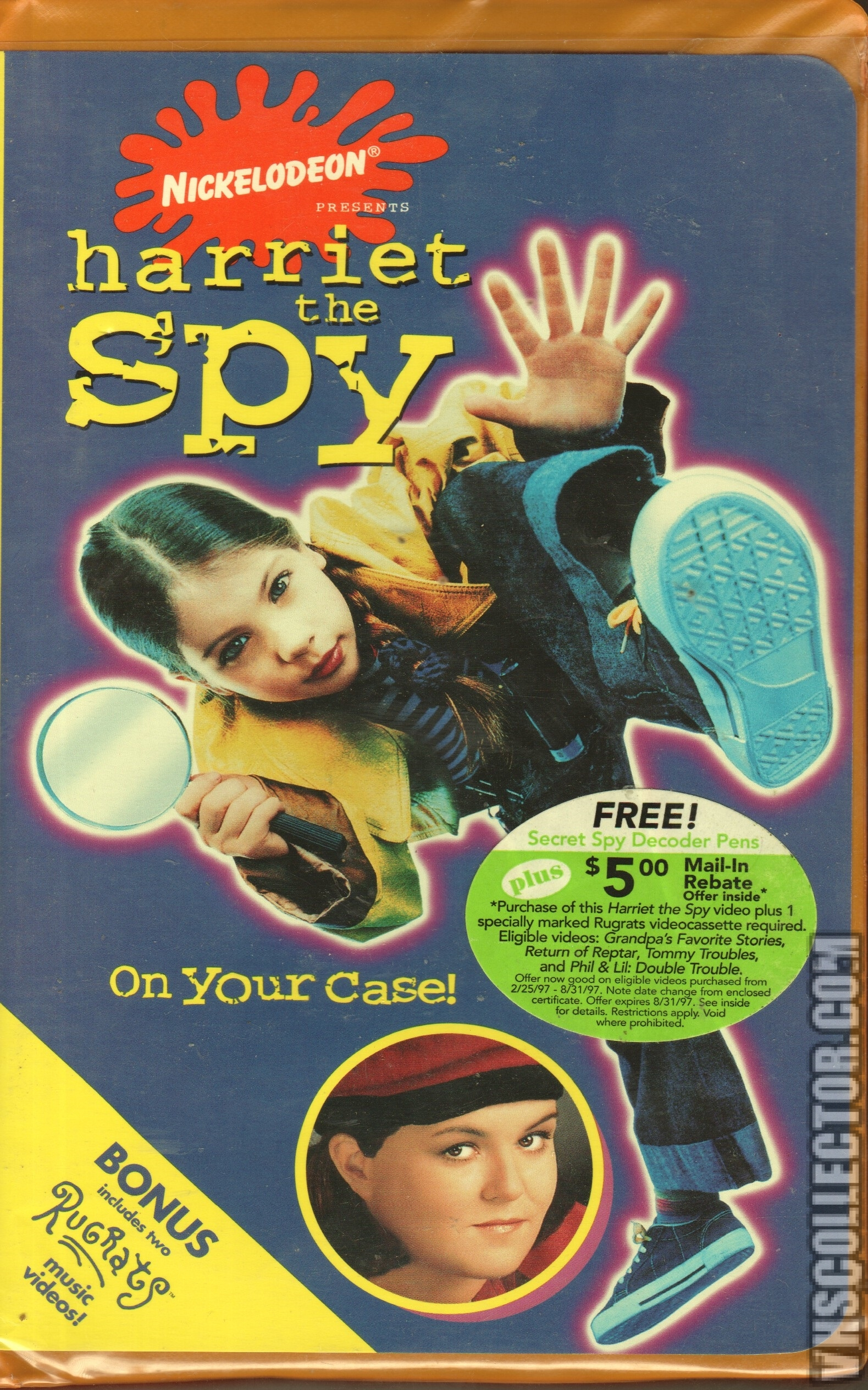 Harriet the Spy | VHSCollector com