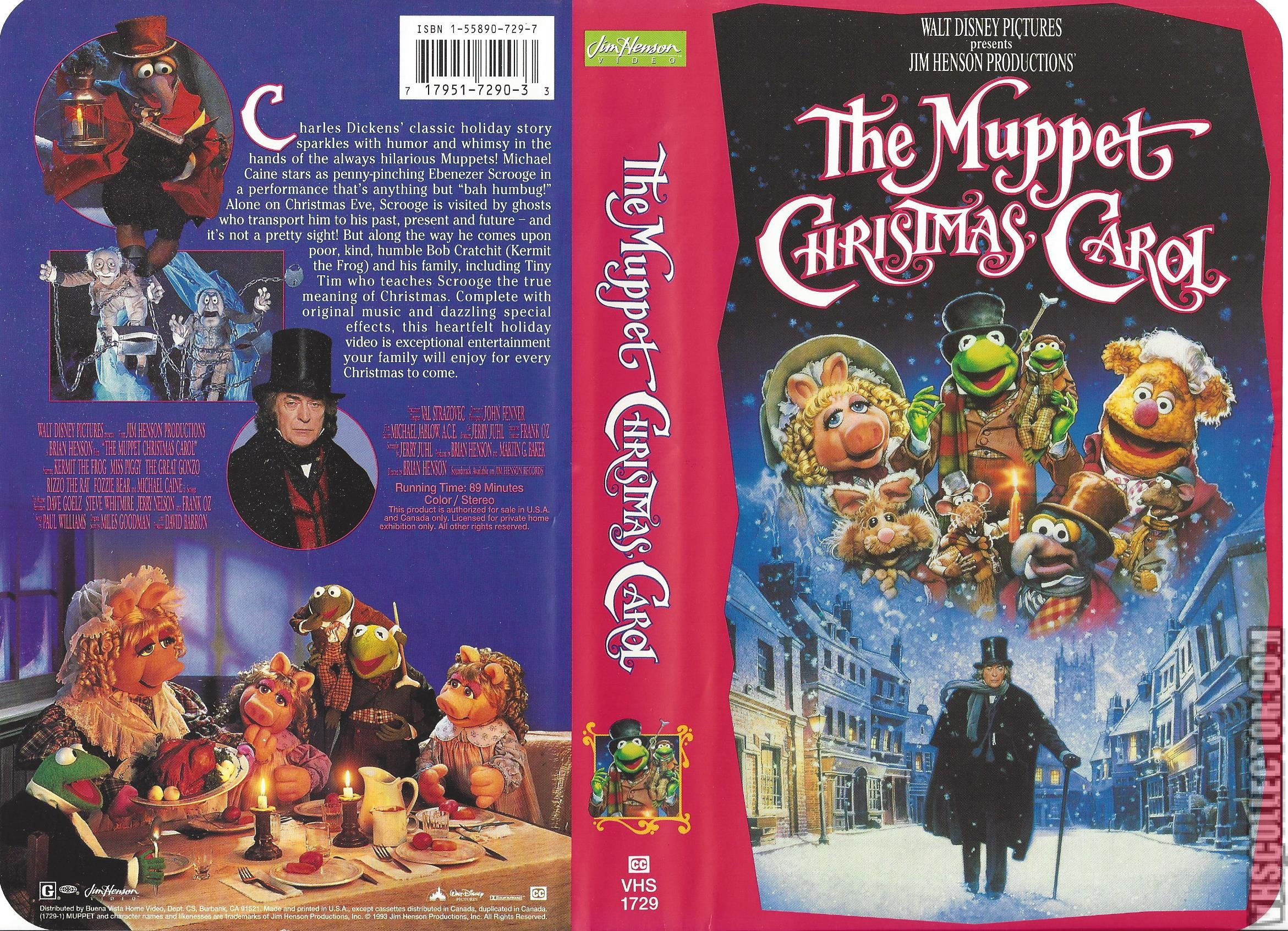 The Muppet Christmas Carol | VHSCollector