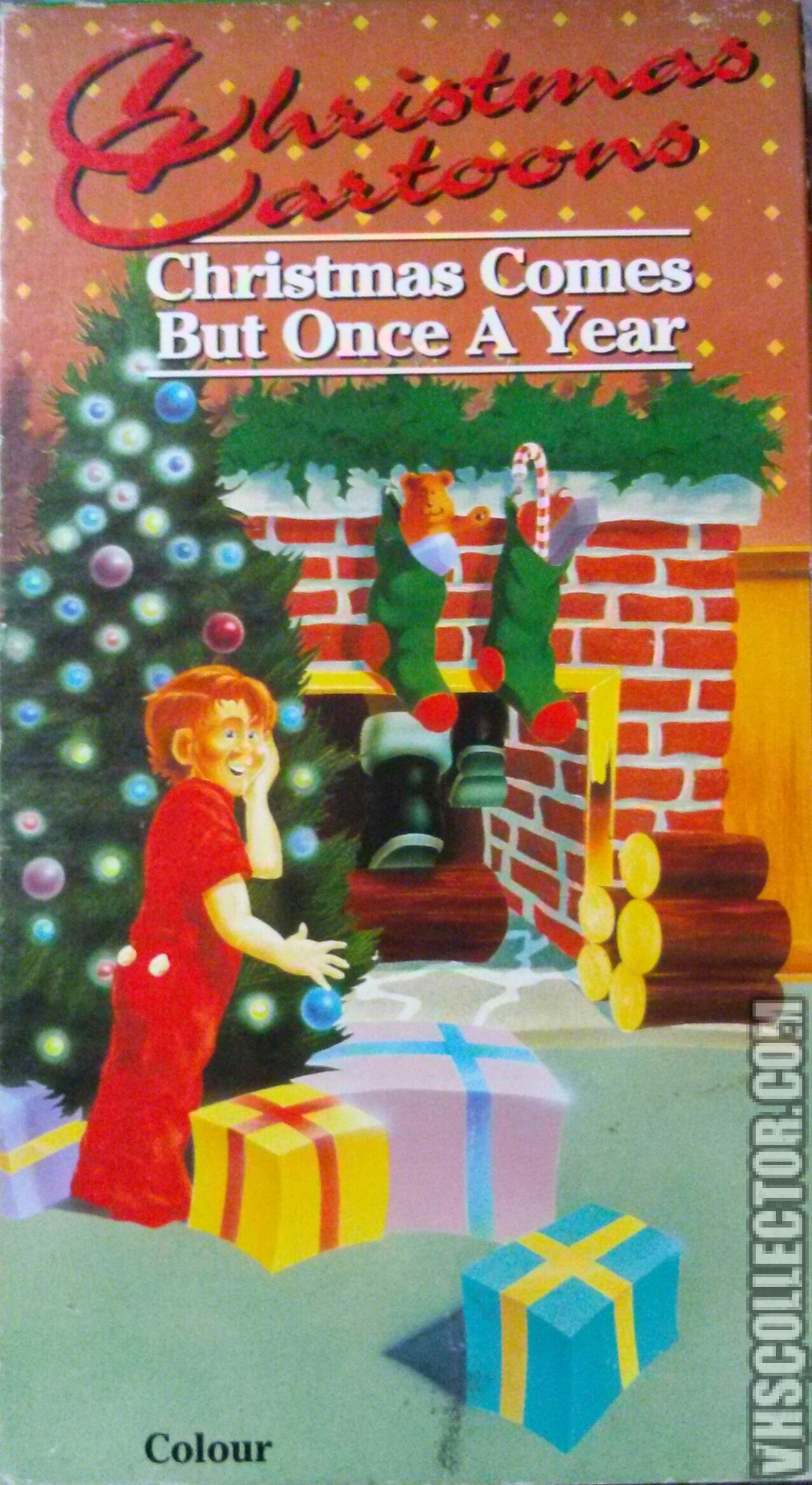 Christmas Comes But Once A Year.Christmas Comes But Once A Year Vhscollector Com