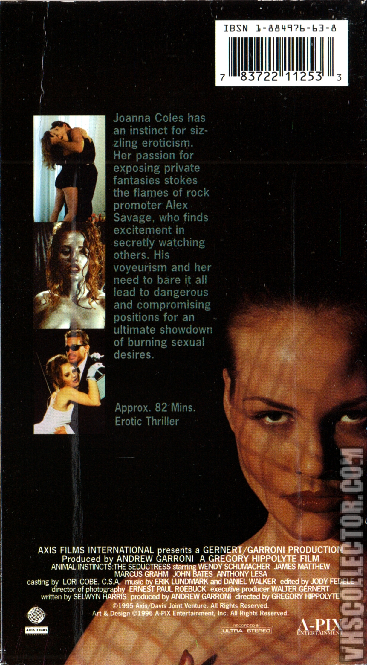 Animal Instincts 3 Full Movie animal instincts: the seductress | vhscollector
