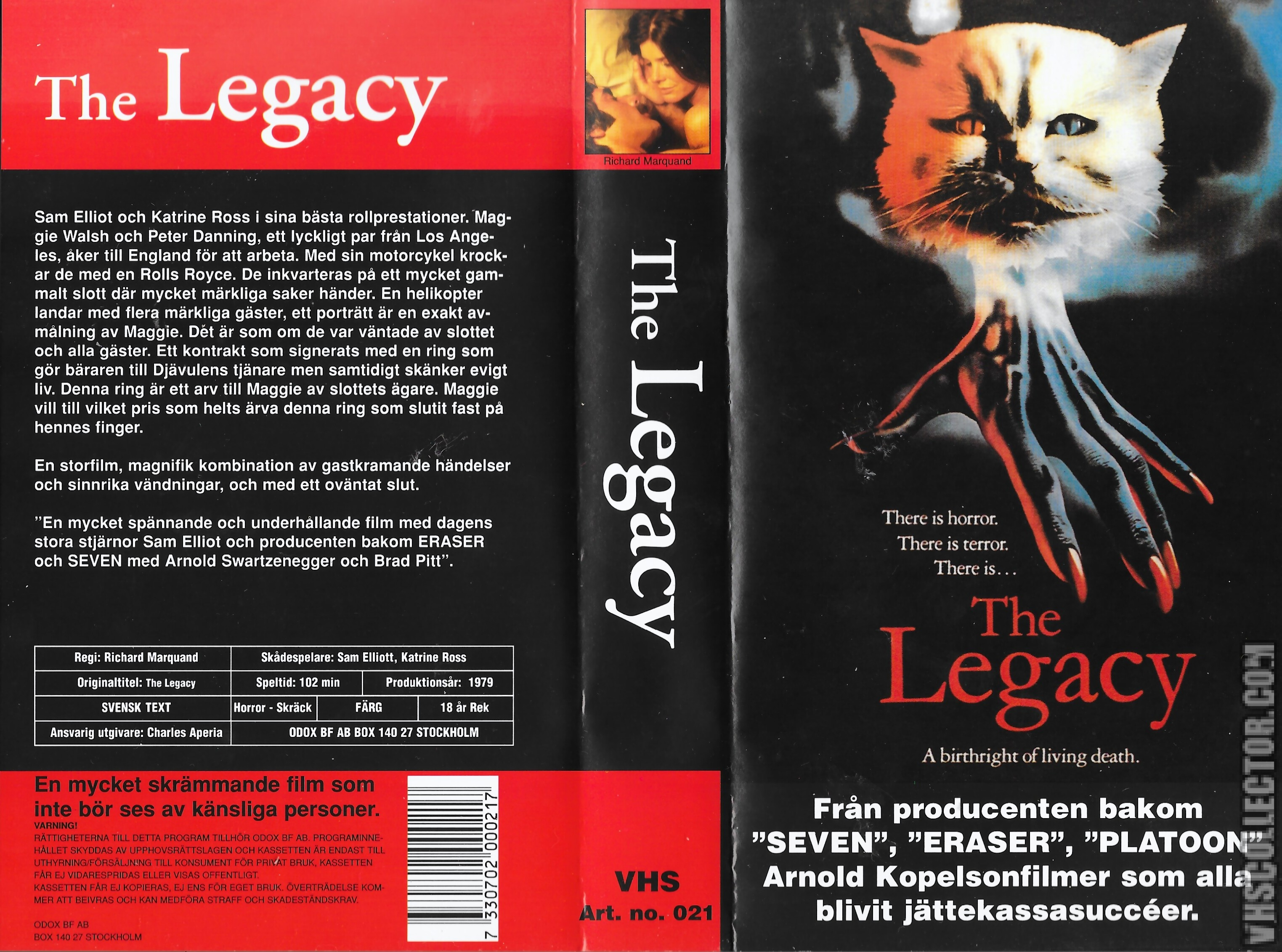The Legacy Vhscollector