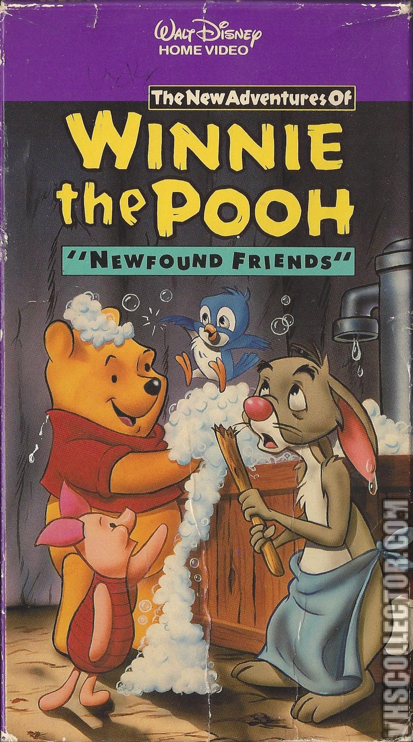 The New Adventures of Winnie the Pooh: Newfound Friends  VHSCollector.com