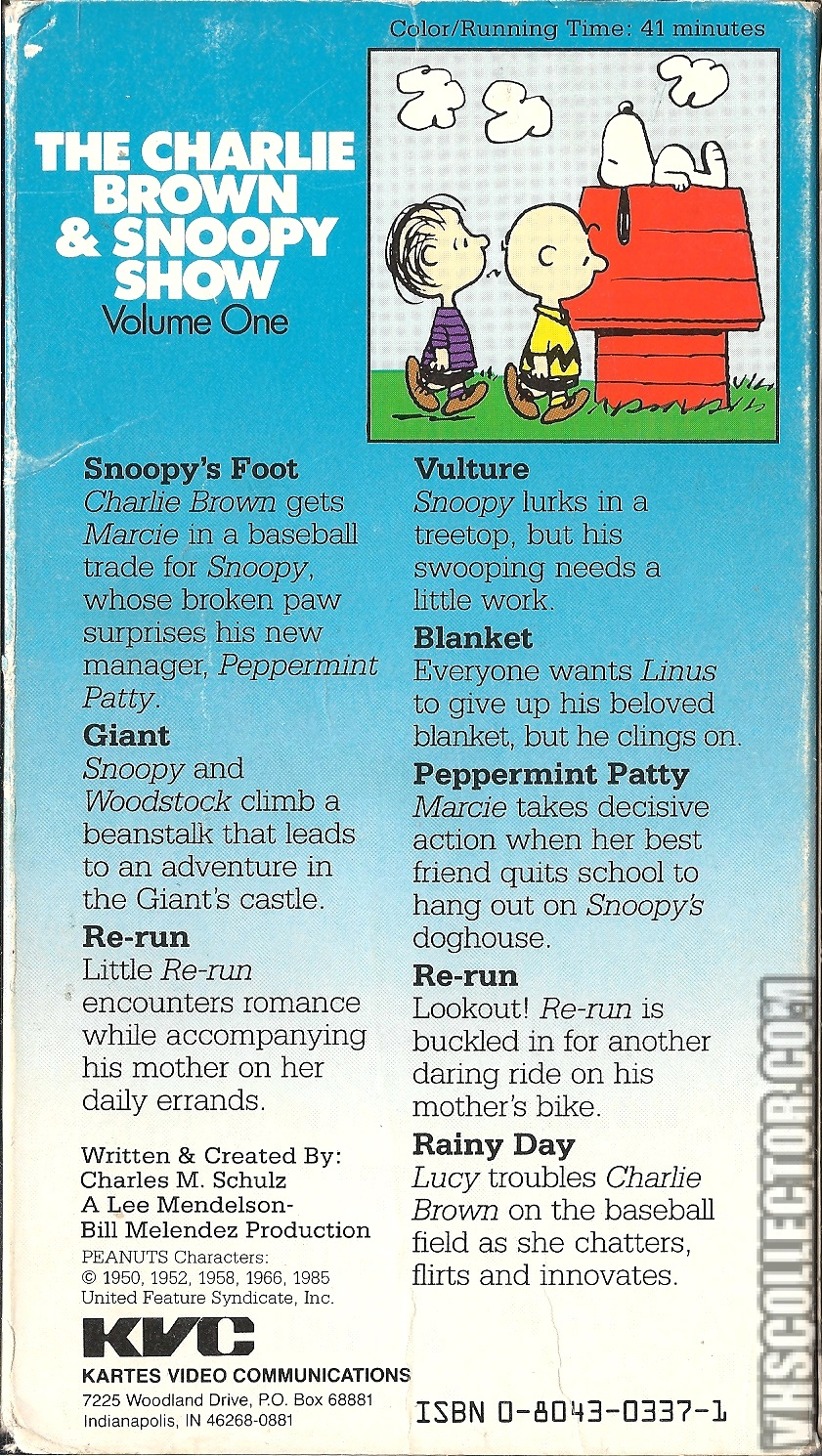 The Charlie Brown And Snoopy Show Vhs Archive   Imfuture20