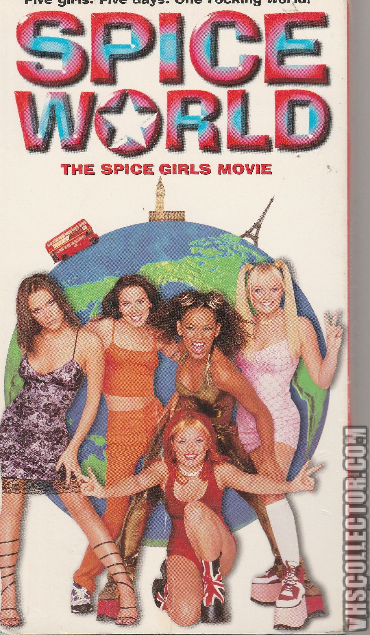 spice girls unaltered pictures