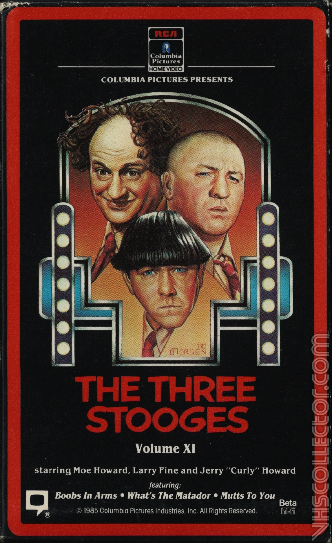 The Three Types Of Totalitarian Systems: The Three Stooges Vol.XI