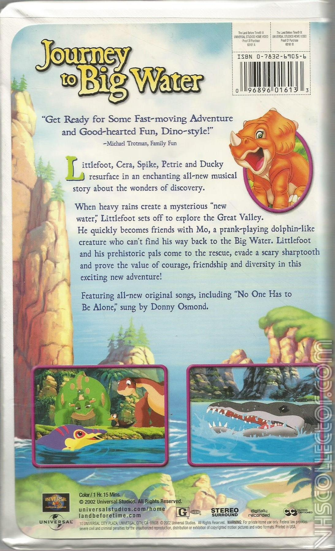 land before time big water adventure