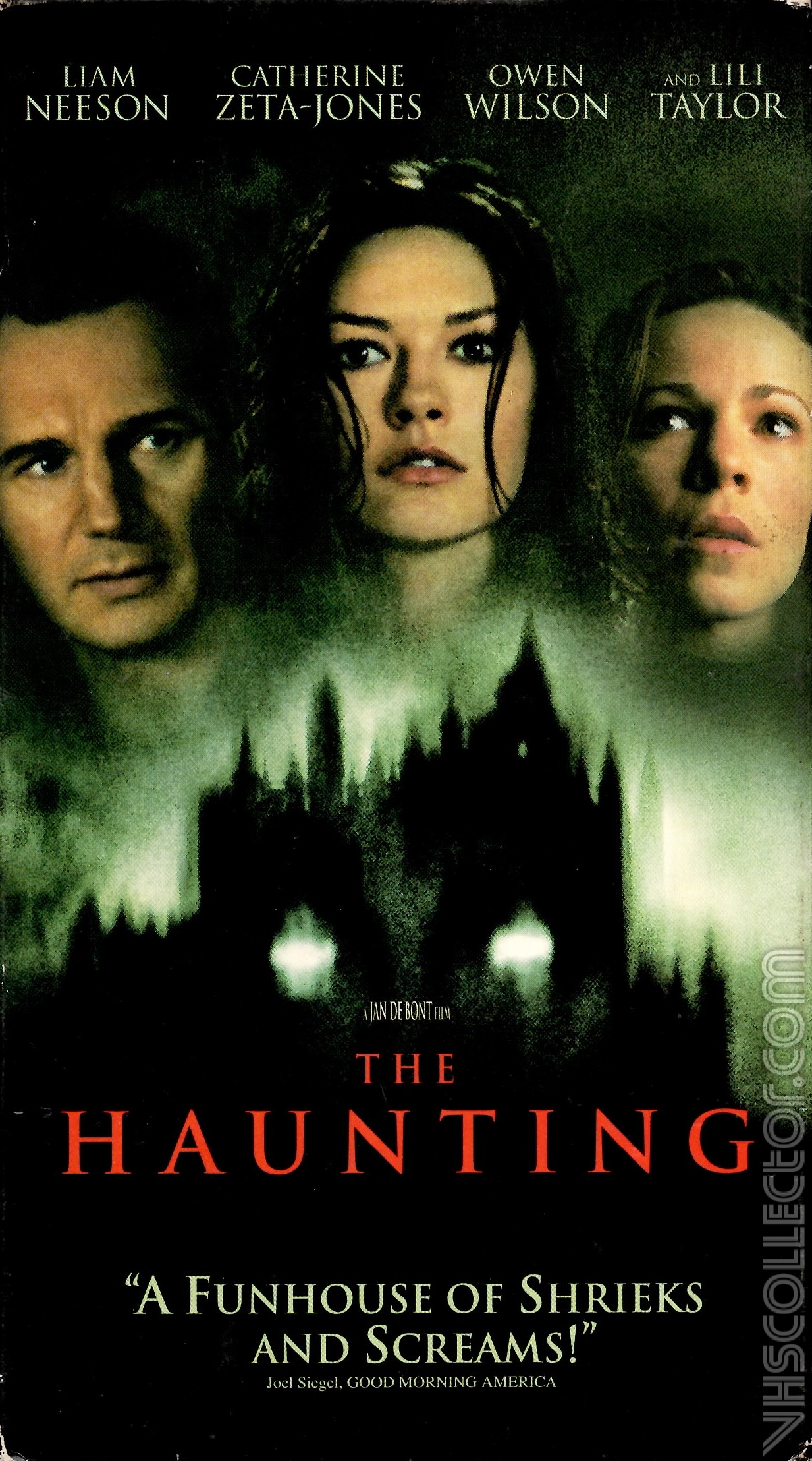 The Haunting Vhscollector Com