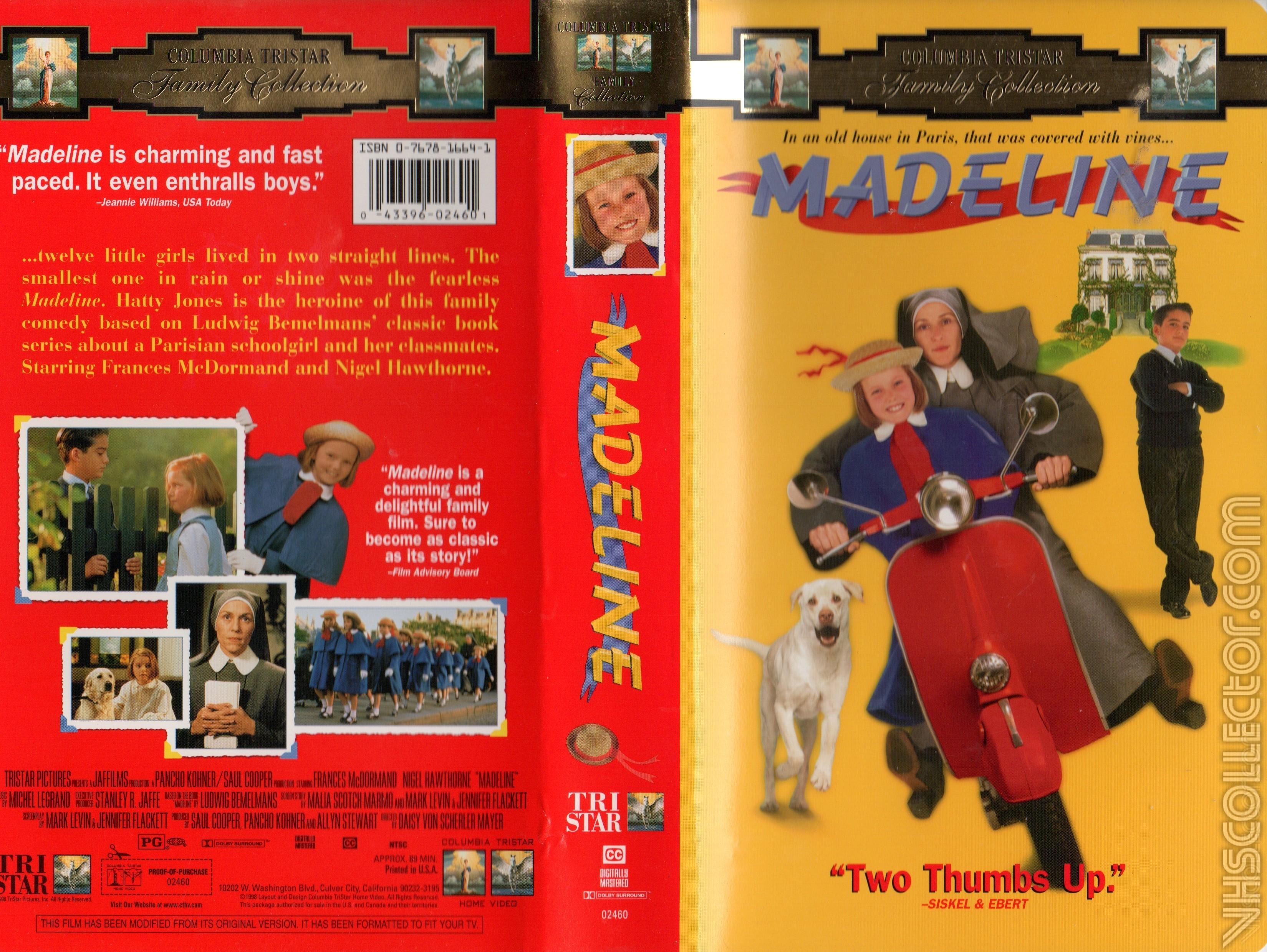 madeline 1998 movie trailer