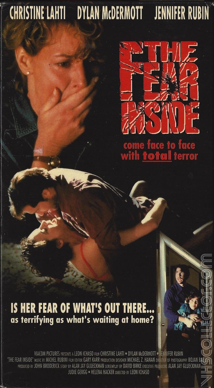 The Fear Inside | VHSCollector com